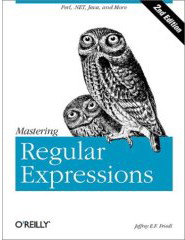 Mastering Regular Expressions, Second Edition