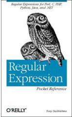 Regular Expression Pocket Reference